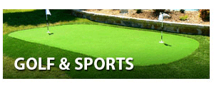 Golf & Sports Artificial Grass