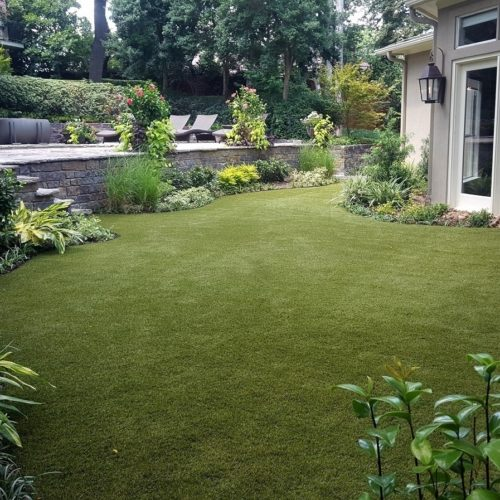The Difference of DFW Synthetic Turf