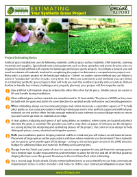 Estimating-Your-Synthetic-Grass-Project